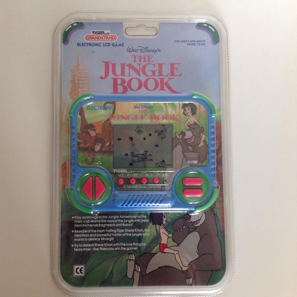 Mogli - O Menino Lobo (Tiger Electronics)