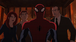 MJ Spider-Man Harry Coulson