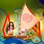 Moana Small World