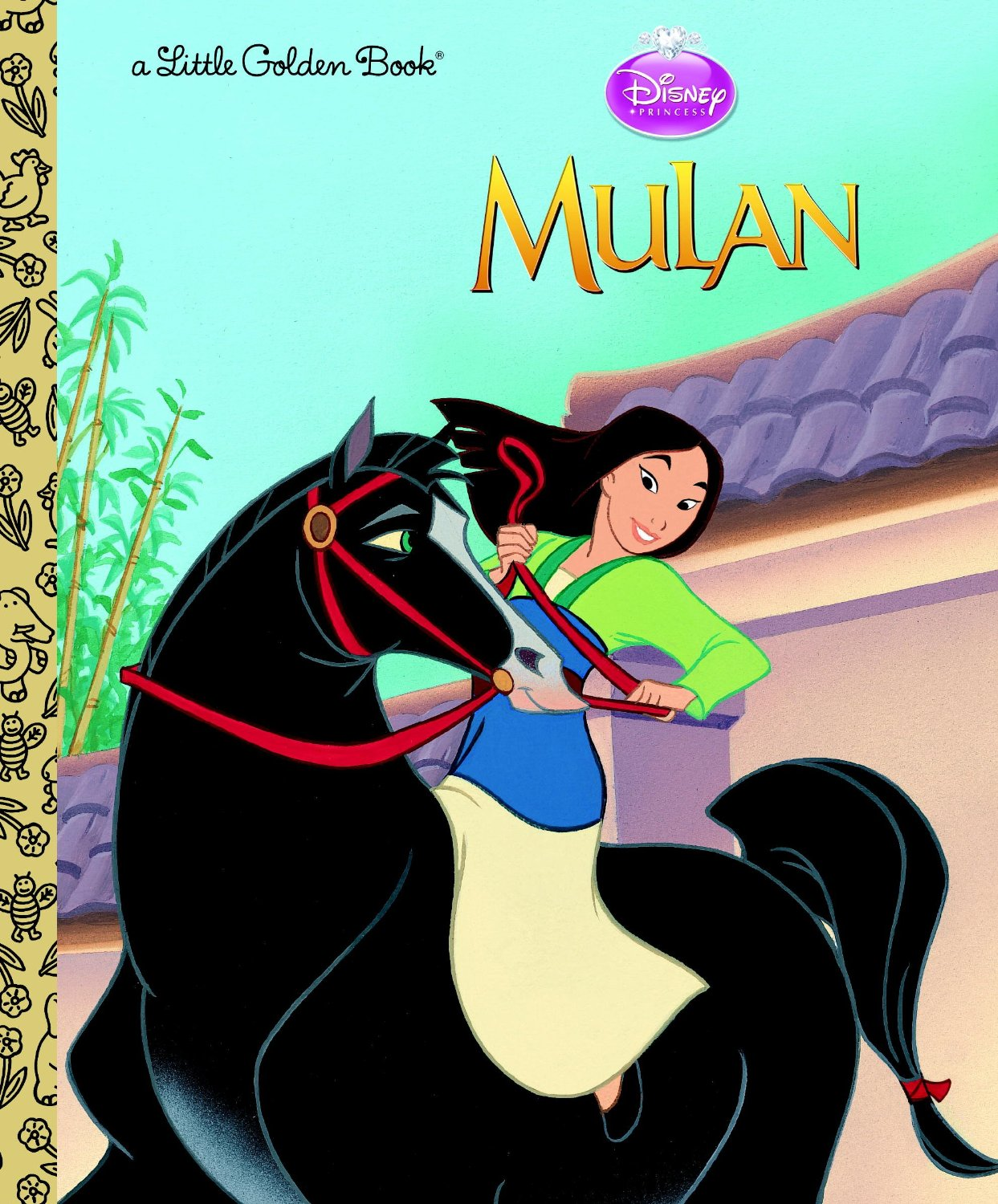 Mulan (Little Golden Book)