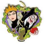 Queen transformation pin