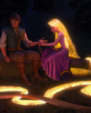 Rapunzel S Magic Hair Disney Wiki Fandom