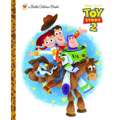 Toy Story 2 (Little Golden Book)