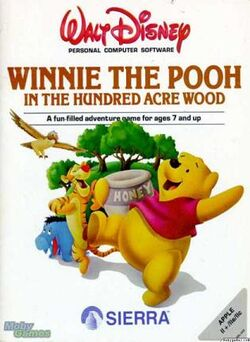 Winnie the Pooh in the Hundred Acre Wood cover.jpg