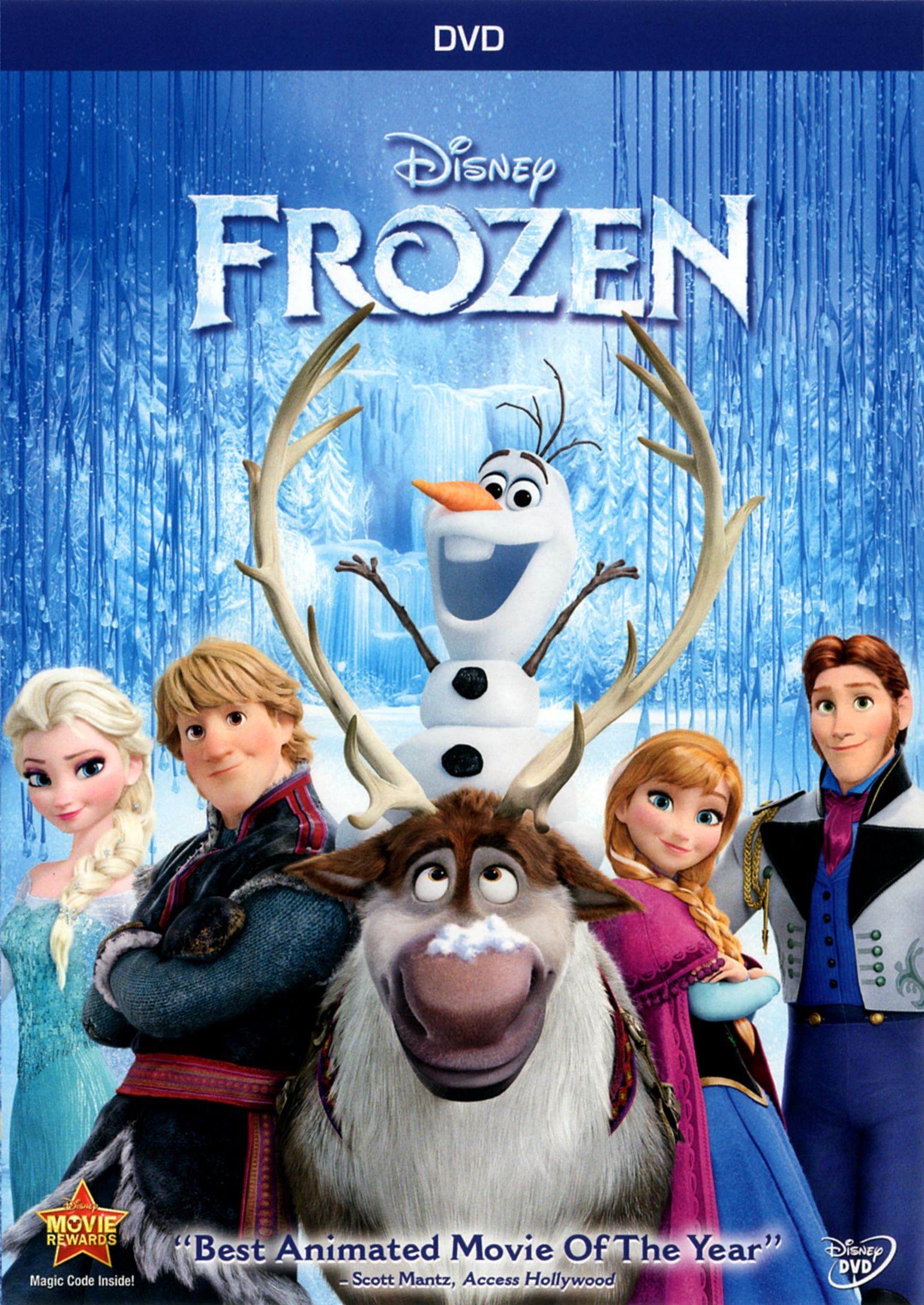 Frozen (video)