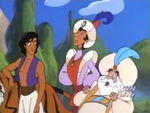 Aladdin, the Sultan and Prince Wazoo - Do the Rat Thing