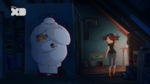 Baymax and Mochi 15