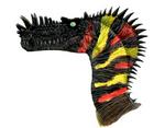 Early Disney Dinosaur concept art of Spinosaurus