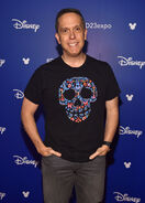 Lee Unkrich D23 Expo