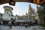 Millennium Falcon Smuggler's Run Disneyland