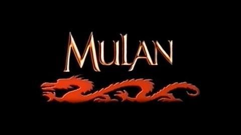 Mulan - VHS Teaser Trailer