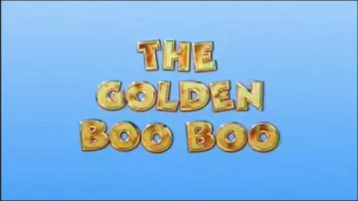 The Golden Boo-Boo