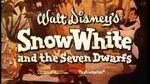 Белоснежка и семь гномов (1937) – трейлер переиздания 1967 года