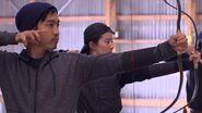 Мулан — Тренировка трюков