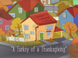 A Turkey of a Thanksgiving
