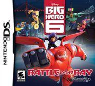 Big Hero 6 DS