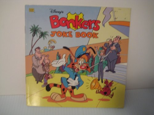 Bonkers Joke Book