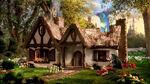 Cottage In Disneyland Paris