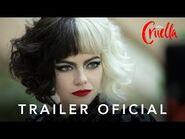 Cruella - Trailer Oficial Legendado