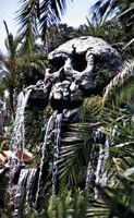 Disneyland Skull Rock