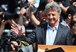 Dustin Hoffman 64th Cannes Fest