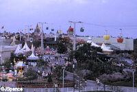 Skyway at Magic Kingdom 2