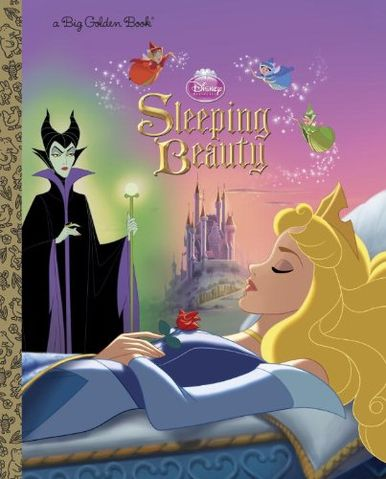 Sleeping Beauty (Big Golden Book)