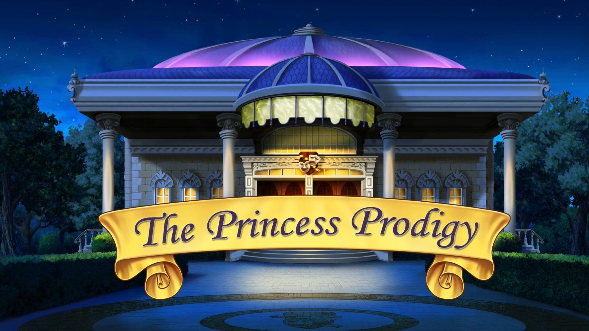 A Princesa Prodígio