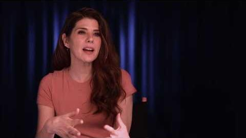 "Spider-Man Homecoming ""Aunt May"" On Set Interview - Marisa Tomei"