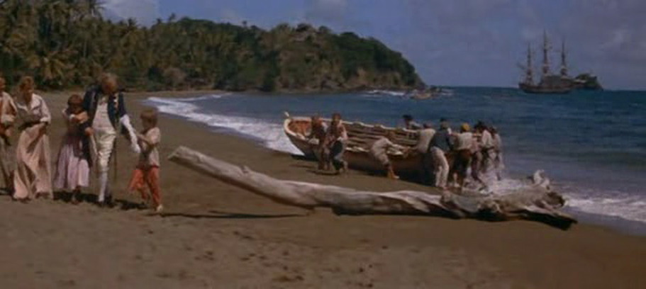 British Ship (Swiss Family Robinson)