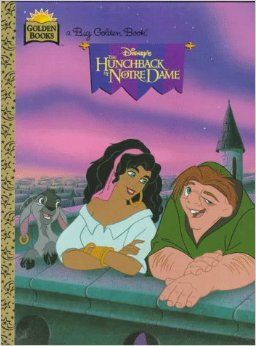 The Hunchback of Notre Dame (Big Golden Book)