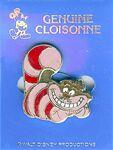 1970s disneyland cheshire cat pin on card 640
