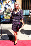 Ashley Eckstein SW Clone Wars premiere