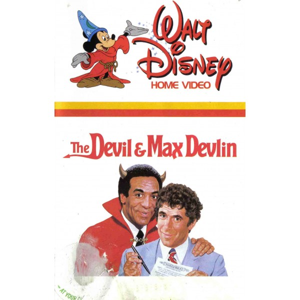 The Devil and Max Devlin (video)