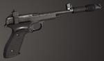 Leia Defender pistol