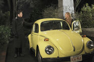 Once Upon a Time - 1x17 - Hat Trick - Photography - Emma and Jefferson