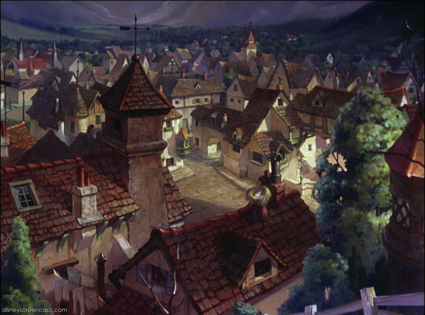 Village (Pinocchio)