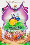 Snow White 1993 Rerelease Poster