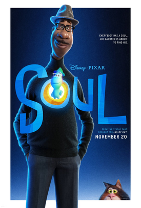 Soul official poster