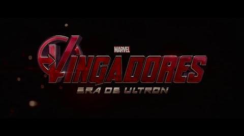 Teaser Trailer - Vingadores Era de Ultron