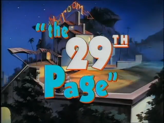 The 29th Page