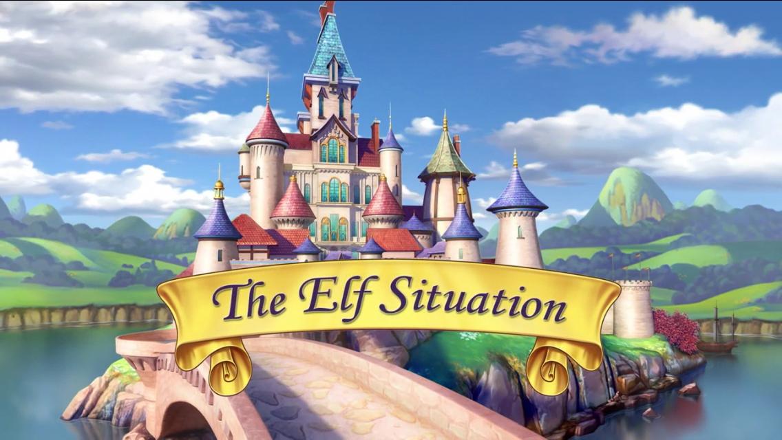 A Questão das Elfas