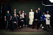 The Last Jedi Cast - NewYorkTimes