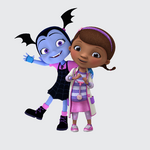 Vampirina and Doc McStuffins