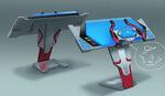 Zenith helm concept