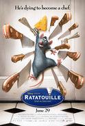 料理鼠王海报