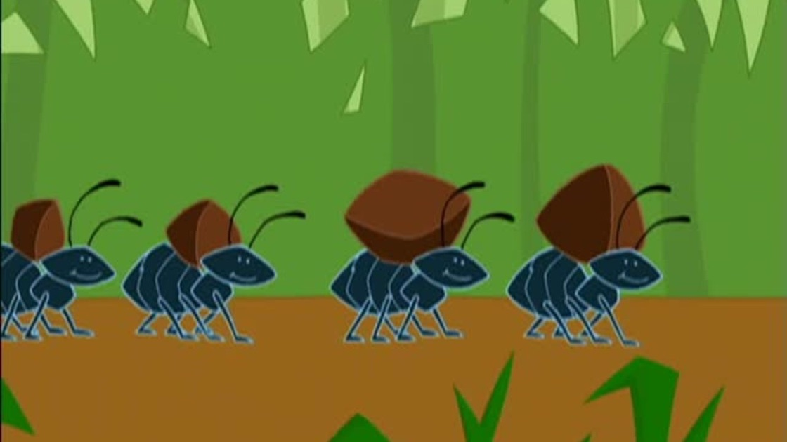 Ant Picnic