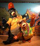 Baloo Louie (Talespin3)