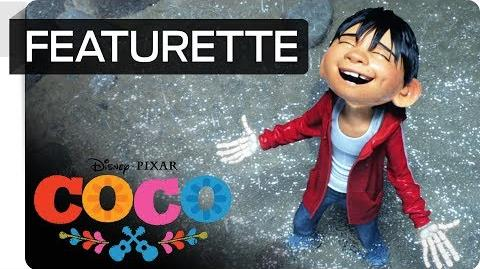 COCO - Featurette Die Entstehung des Films Disney•Pixar HD