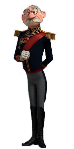 O Duque de Weselton